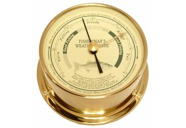 "Downeaster Fishing Barometer- ""Saltwater Series"""
