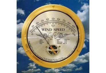 Cape Cod® Brass Wind Speed Indicator