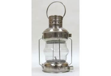 Aluminum Anchor Oil Lamp