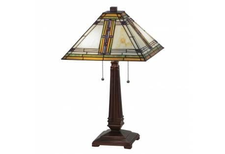 Meyda Tiffany 2-Light Table Lamp